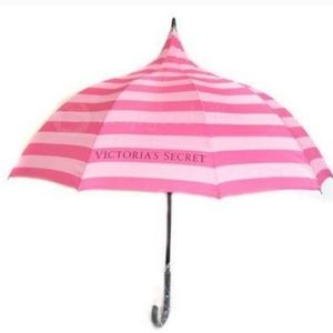 Victoria's Secret • RARE EXCELLENT Pink UMBRELLA